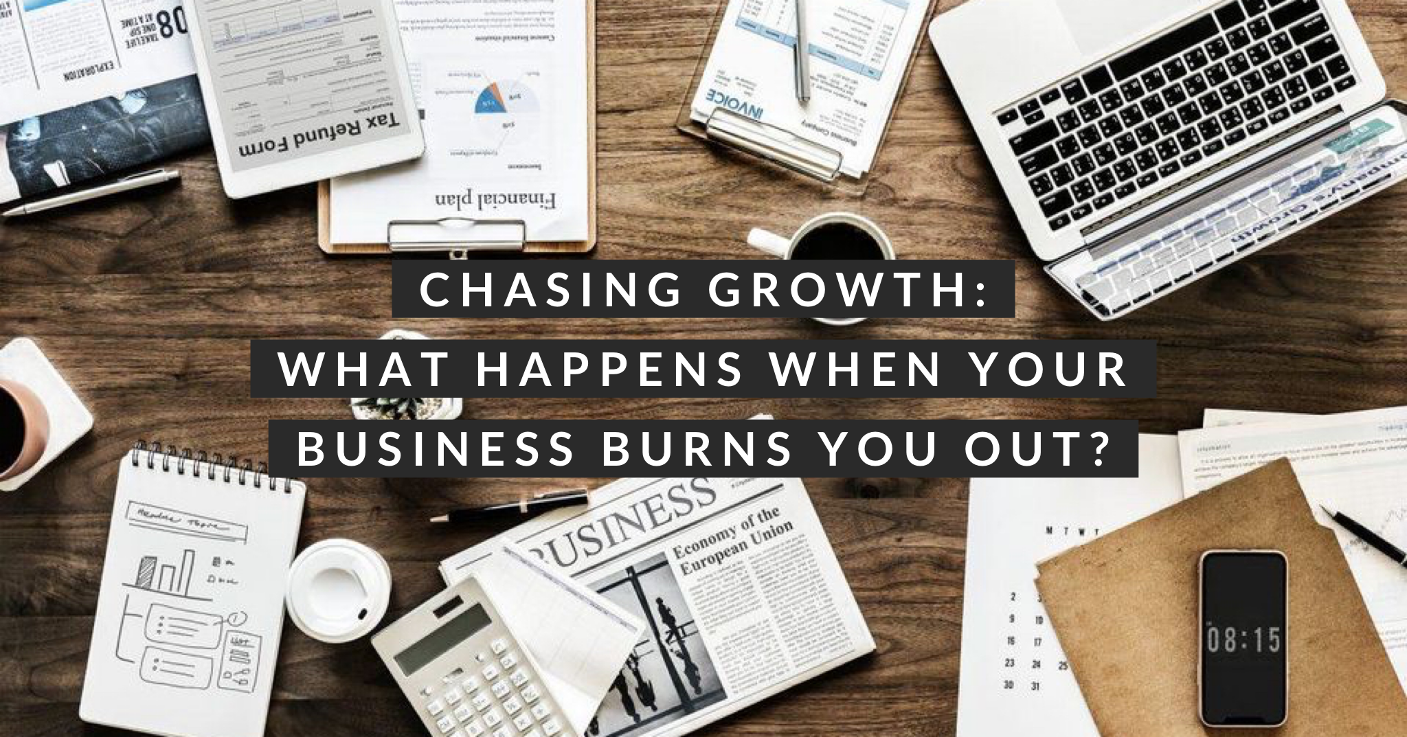 TMBA519: Chasing Growth: What Happens When Your Business Burns You Out? post image